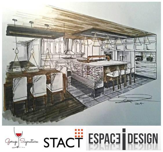 Espace idesign portfolio design d 39 int rieur par sophie - Metier de designer d interieur ...